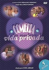 A Comédia da Vida Privada - Poster / Capa / Cartaz - Oficial 1