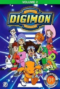 Digimon (1ª Temporada) - Poster / Capa / Cartaz - Oficial 5