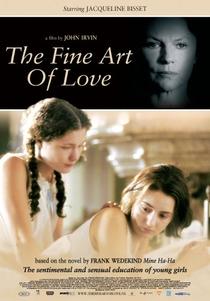 The Fine Art of Love: Mine Ha-Ha - Poster / Capa / Cartaz - Oficial 1