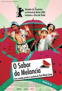 O Sabor da Melancia - Poster / Capa / Cartaz - Oficial 2