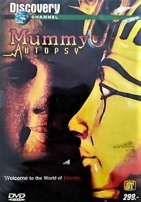Autópsia de Uma Múmia - Poster / Capa / Cartaz - Oficial 1