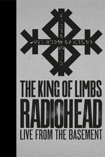 The King Of Limbs: Live From The Basement - Poster / Capa / Cartaz - Oficial 1
