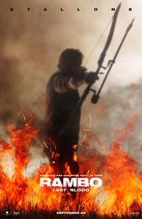 Rambo - Até o Fim - Poster / Capa / Cartaz - Oficial 2