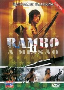 Rambo II - A Missão - Poster / Capa / Cartaz - Oficial 15