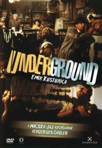 Underground - Mentiras de Guerra - Poster / Capa / Cartaz - Oficial 9