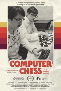 Computer Chess - Poster / Capa / Cartaz - Oficial 1
