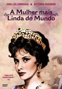 A Mulher mais Linda do Mundo - Poster / Capa / Cartaz - Oficial 1