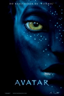 Avatar - Poster / Capa / Cartaz - Oficial 1