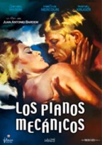 Los Pianos Mecánicos - Poster / Capa / Cartaz - Oficial 1