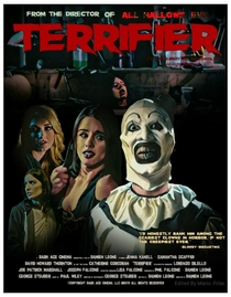 Terrifier - Poster / Capa / Cartaz - Oficial 3