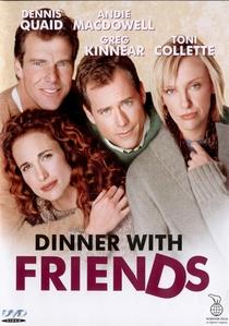 Jantar com Amigos - Poster / Capa / Cartaz - Oficial 1