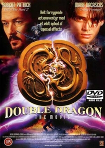 Double Dragon - Poster / Capa / Cartaz - Oficial 6