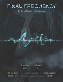 Final Frequency - Poster / Capa / Cartaz - Oficial 2