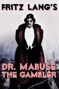Dr. Mabuse, o Jogador - Poster / Capa / Cartaz - Oficial 6