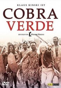Cobra Verde - Poster / Capa / Cartaz - Oficial 4