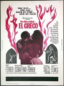 El Greco - Poster / Capa / Cartaz - Oficial 1