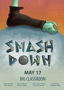 Smash Down - Poster / Capa / Cartaz - Oficial 1