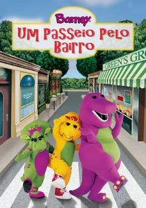 Barney - Um Passeio Pelo Bairro - Poster / Capa / Cartaz - Oficial 1