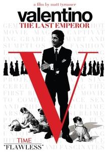 Valentino: O Último Imperador - Poster / Capa / Cartaz - Oficial 2