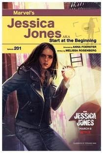 Jessica Jones (2ª Temporada) - Poster / Capa / Cartaz - Oficial 10