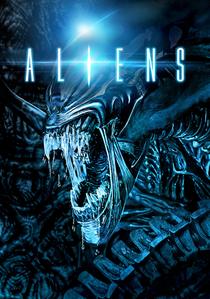 Aliens - O Resgate - Poster / Capa / Cartaz - Oficial 7