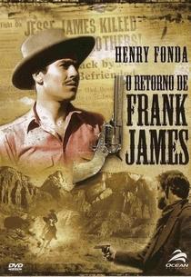 O Retorno de Frank James - Poster / Capa / Cartaz - Oficial 7
