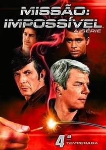 Missão Impossível (4ª Temporada) - Poster / Capa / Cartaz - Oficial 1