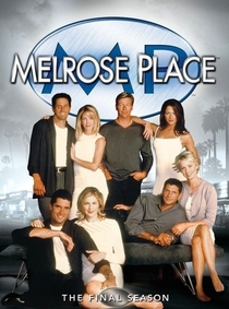 Melrose Place (7ª Temporada) - Poster / Capa / Cartaz - Oficial 1