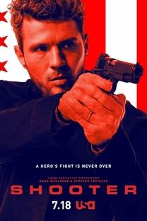 O Atirador (2ª Temporada) - Poster / Capa / Cartaz - Oficial 1