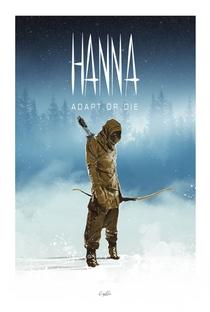 Hanna - Poster / Capa / Cartaz - Oficial 10