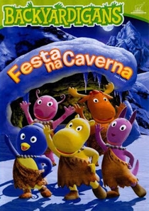 Backyardigans - Festa na Caverna - Poster / Capa / Cartaz - Oficial 1