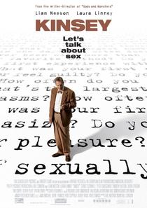Kinsey - Vamos Falar de Sexo - Poster / Capa / Cartaz - Oficial 1