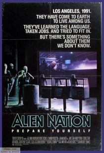 Missão Alien - Poster / Capa / Cartaz - Oficial 2