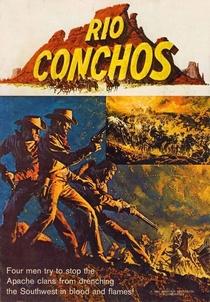 Rio Conchos - Poster / Capa / Cartaz - Oficial 2