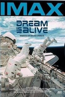 IMAX - Uma Aventura no Espaço - Poster / Capa / Cartaz - Oficial 2