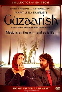 Guzaarish - Poster / Capa / Cartaz - Oficial 8