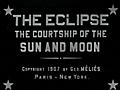L'éclipse du soleil en pleine lune - Poster / Capa / Cartaz - Oficial 2