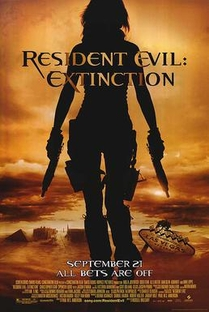 Resident Evil 3: A Extinção - Poster / Capa / Cartaz - Oficial 2
