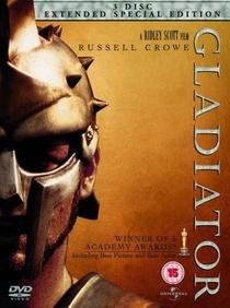 Gladiador - Poster / Capa / Cartaz - Oficial 10