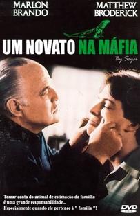 Um Novato na Máfia - Poster / Capa / Cartaz - Oficial 2