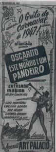 Este Mundo É Um Pandeiro - Poster / Capa / Cartaz - Oficial 1