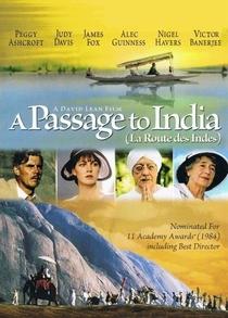 Passagem para a Índia - Poster / Capa / Cartaz - Oficial 3
