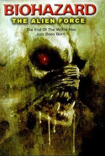 Hazard: O Mutante Biológico - Poster / Capa / Cartaz - Oficial 1