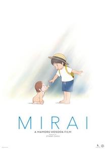 Mirai of the Future - Poster / Capa / Cartaz - Oficial 2