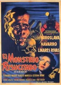 El Monstruo Resucitado - Poster / Capa / Cartaz - Oficial 4