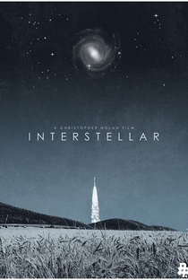 Interestelar - Poster / Capa / Cartaz - Oficial 6