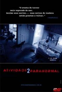 Atividade Paranormal 2 - Poster / Capa / Cartaz - Oficial 1