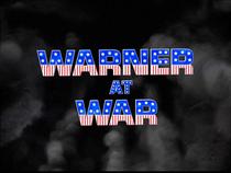 Warner At War - Poster / Capa / Cartaz - Oficial 1
