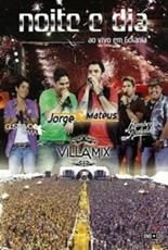 Jorge & Mateus - Noite e Dia - Poster / Capa / Cartaz - Oficial 1