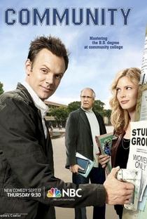 Community (1ª Temporada) - Poster / Capa / Cartaz - Oficial 2